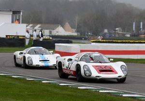 Gurney Cup, Uwe Bruschnik Rainer Becker Porsche 910