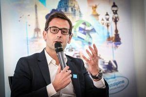 Jerome Hiquet, directeur du marketing de la Formule E