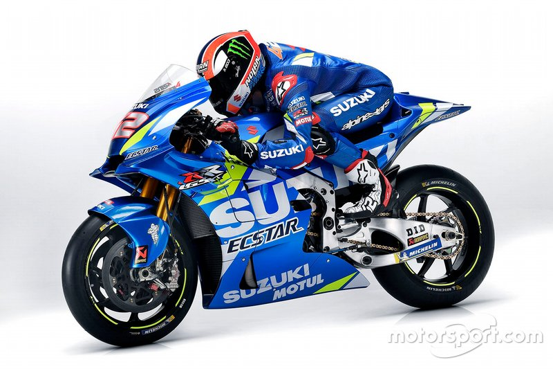 Gallery Suzuki S 2019 Motogp Livery From All Angles