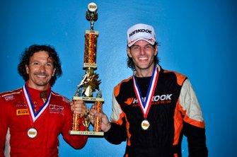 Chris Fountas and Danny Von Dongen