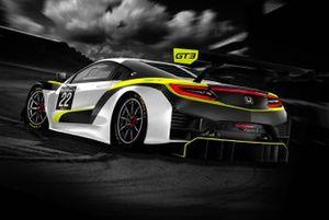 Honda NSX GT3 Evo, Jenson Team Rocket RJN