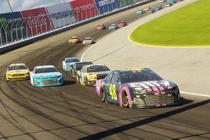 NASCAR Heat 3 screenshot del gioco