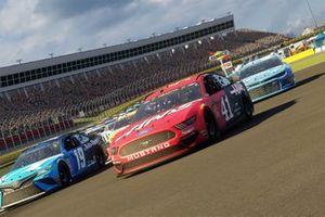 NASCAR Heat 3 video game screenshot