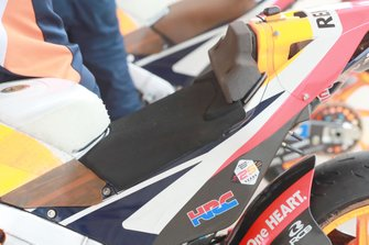 Jorge Lorenzo, Repsol Honda Team's Honda'nın selesi