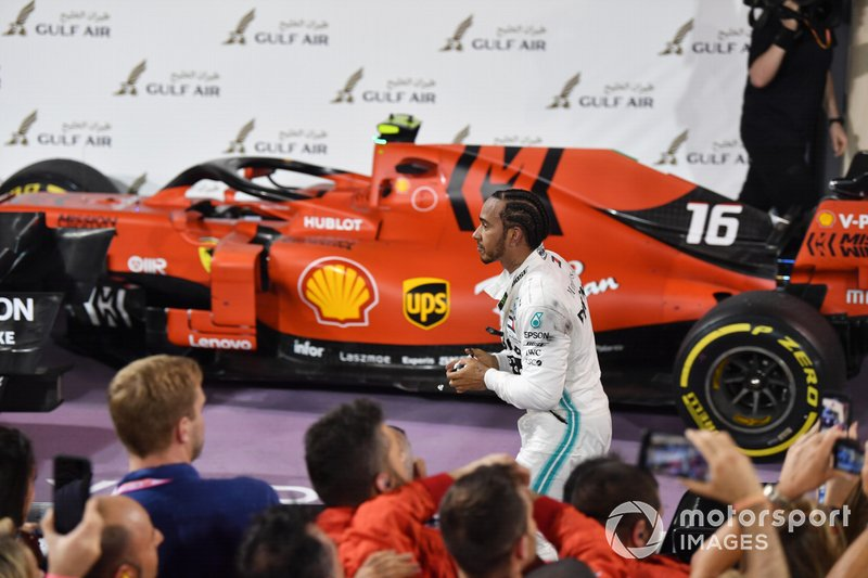 74 - GP do Bahrein 2019, Mercedes