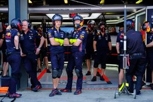 Red Bull Racing pit crew