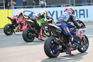 Alex Lowes, Pata Yamaha, Jonathan Rea, Kawasaki Racing, Alvaro Bautista, Aruba.it Racing-Ducati Team
