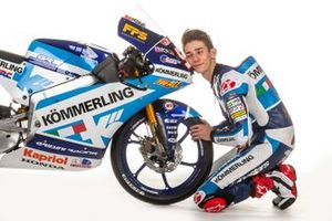 Riccardo Rossi, Team Kömmerling Gresini Moto 3 project