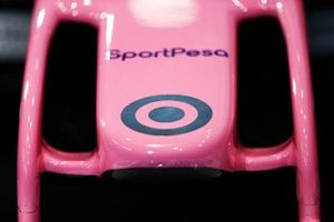 Racing Point F1 Team RP19 nose and logo