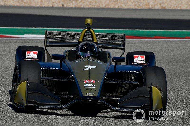 #7: Marcus Ericsson, Arrow Schmidt Peterson Motorsports, Honda