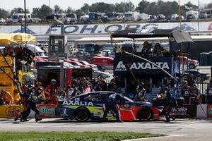 #88: Alex Bowman, Hendrick Motorsports, Chevrolet Camaro Axalta