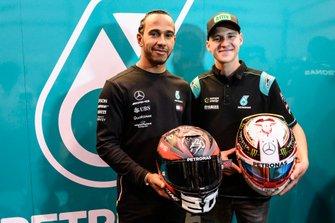 Hamilton , Fabio Quartararo, Petronas Yamaha SRT
