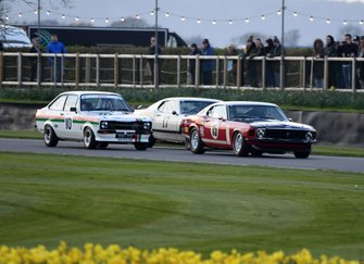 Gerry Marshall Trophy, Ford Mustang Boss 302 Craig Davies Andrew Newall