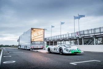 Porsche 917 at Goodwood
