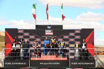 Raffaele De Rosa, MV Agusta Reparto Corse by Vamag, Randy Krummenacher, BARDAHL Evan Bros. WorldSSP Team, Federico Caricasulo, BARDAHL Evan Bros. WorldSSP Team