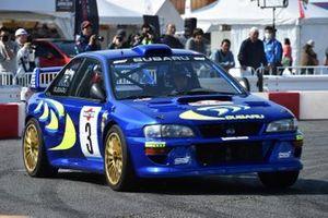 Toshi Arai, Subaru Impreza WRC 1998