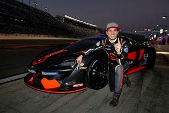 Ganador de la Pole Motul, Paul Holton