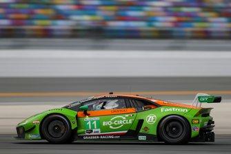 Мирко Бортолотти, Кристиан Энгельхарт, Рик Брейкерс, Рольф Инайхен, GRT Grasser Racing Team, Lamborghini Huracan GT3 (№11)