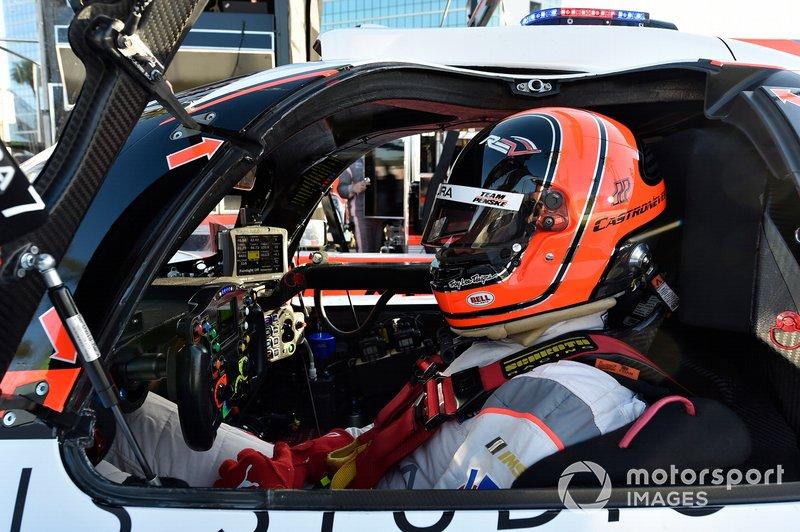 #7 Acura Team Penske Acura DPi, DPi: Helio Castroneves,