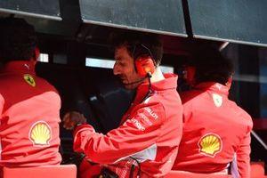 Руководство Ferrari на командном мостике