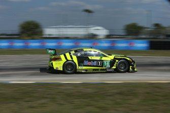 #14 AIM Vasser Sullivan Lexus RC F GT3: Richard Heistand, Jack Hawksworth, Philipp Frommenwiler