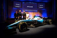 Präsentation: Williams FW42