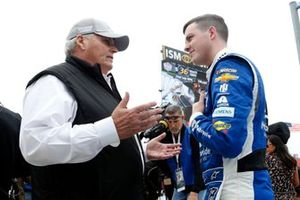 Alex Bowman, Hendrick Motorsports, Chevrolet Camaro Nationwide Rick Hendrick