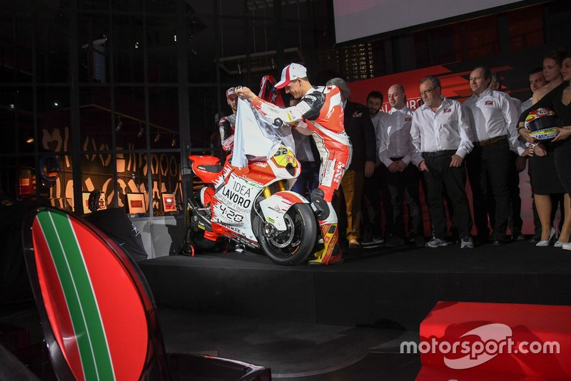Präsentation: MV Agusta Forward Racing