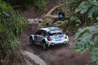 Vojtěch Štajf, Veronika Havelková, ACCR Czech Rally Team, Škoda Fabia R5