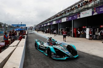 Mitch Evans, Panasonic Jaguar Racing, Jaguar I-Type 3, na de code rood