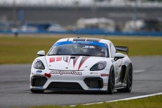 #31 Bodymotion Racing Porsche Cayman GT4 MR, GS: Pete McIntosh, Patrick Liddy, Marc Miller