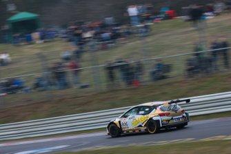 #806 Seat Cupra TCR: Heiko Hammel, Matthias Wasel, Frederic Yerly