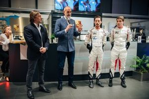 Pier Giacomo Cappella, Autocentri Balduina, Raimondo Amadio, SVC The Motorsport Group, Giovanni Berton e Francesco Massimo De Luca