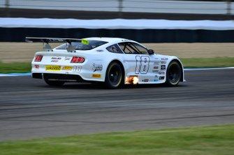 #18 TA2 Ford Mustang driven by Richard Diehl of Big Diehl Racing