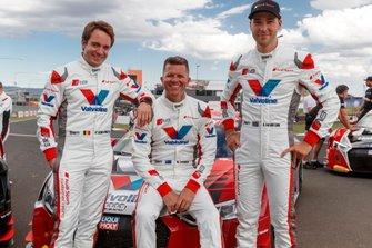 #22 Audi Sport Team Valvoline Audi R8 LMS: Kelvin Van der Linde, Garth Tander, Frederic Vervisch