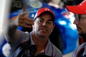 #888 Mercedes-AMG Team Vodafone Mercedes AMG GT GT3: Craig Lowndes
