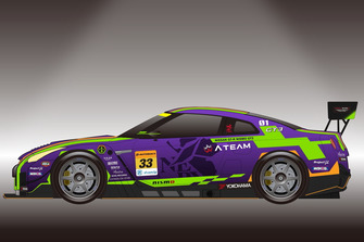 #33 X Works Nissan GT-R NISMO GT3: Shaun Thong, Marchy Lee