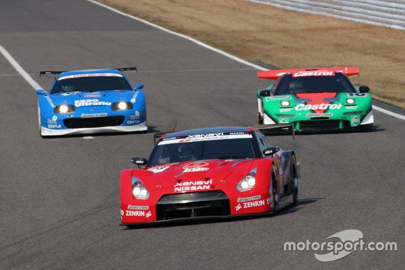 Satoshi Motoyama, Nissan GT-R