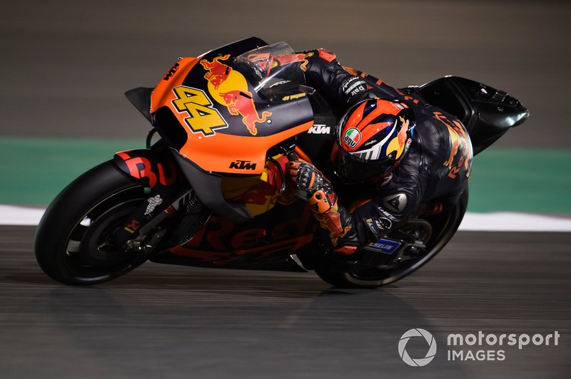 8º Pol Espargaro, Red Bull KTM Factory Racing - 1:54.770