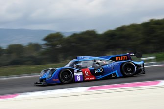 #6 360 Racing Ligier JS P3 Nissan: Terrence Woodward, James Dayson, Ross Kaiser