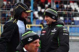 Jonathan Rea, Kawasaki Racing, tecnico Pirelli