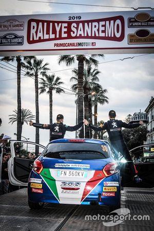 Tommaso Ciuffi, Nicolo Gonella, Peugeot 208 R2, FPF Sport