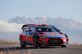 Andreas Mikkelsen, Anders Jæger, Hyundai Shell Mobis WRT Hyundai i20 Coupe WRC