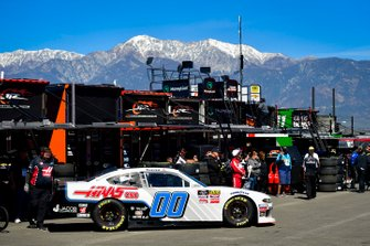 Cole Custer, Stewart-Haas Racing, Ford Mustang Thompson Pipe/Haas CNC