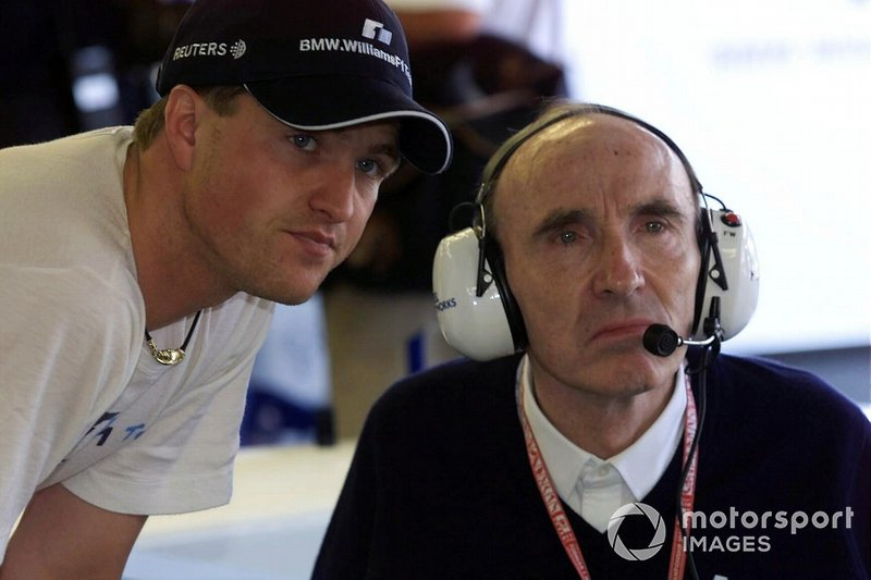 Ralf Schumacher, BMW Williams, Sir Frank Williams, Director General de Williams
