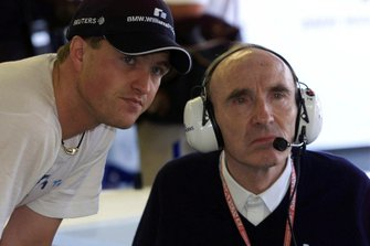 Ralf Schumacher, BMW Williams, Sir Frank Williams, Williams Managing Director