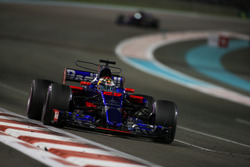 Brendon Hartley, Toro Rosso STR12