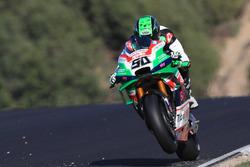 Юджин Лаверти, Aprilia Racing Team Gresini