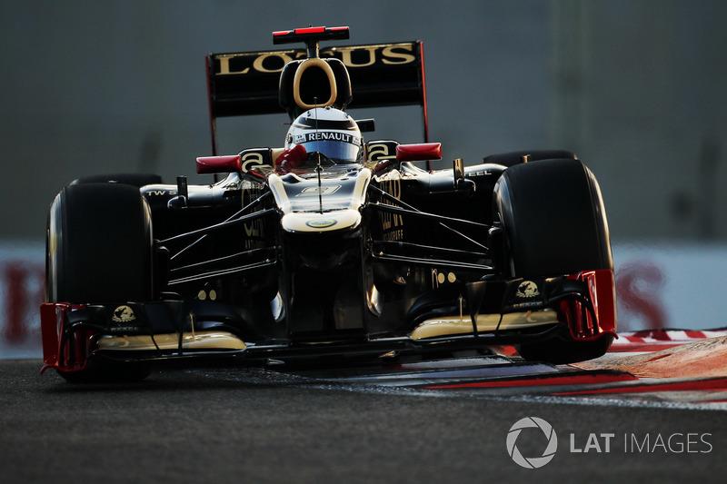 2012 Abu Dhabi GP