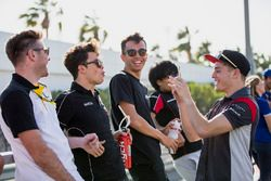 Oliver Rowland, DAMS, Nyck De Vries, Racing Engineering, Santino Ferrucci, Trident